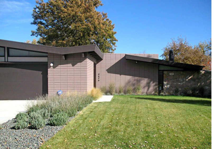 Mid century modern denver for Mid century modern homes denver