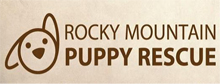 Rocky Mountain Puppy Rescue Logo