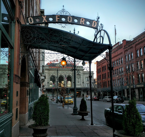 Union Station Is In The Heart Of Downtown Denver With
